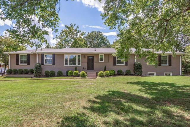 5201 Trousdale Dr, Nashville, TN 37220 (MLS #1967580) :: EXIT Realty Bob Lamb & Associates