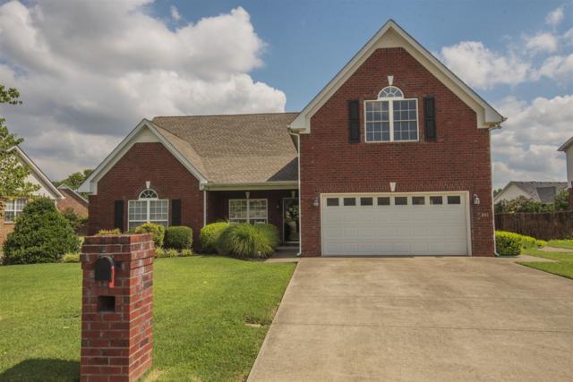 201 Red Jacket Trce, Murfreesboro, TN 37127 (MLS #1967601) :: RE/MAX Choice Properties