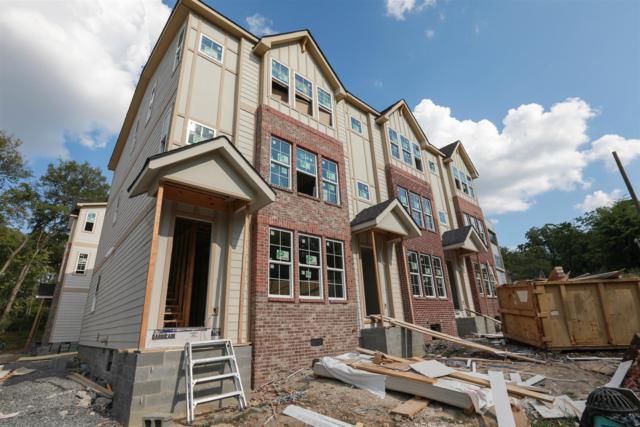 122 A Oceola Avenue, Nashville, TN 37209 (MLS #1967754) :: John Jones Real Estate LLC