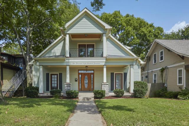 1814 Beech Ave, Nashville, TN 37203 (MLS #1967764) :: HALO Realty