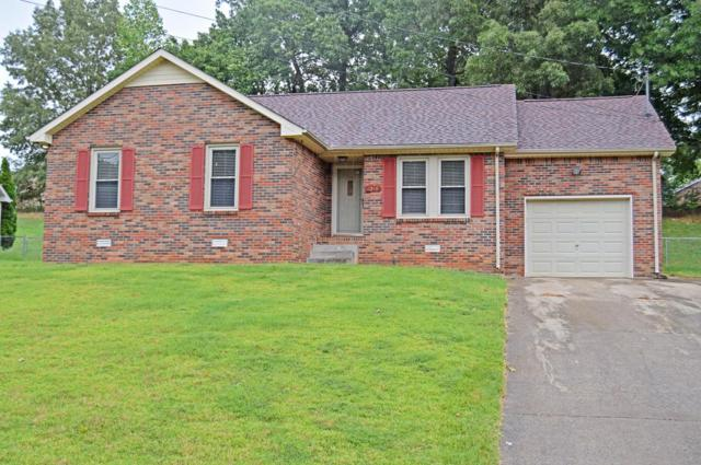 1219 Verkler Dr, Clarksville, TN 37042 (MLS #1968463) :: CityLiving Group