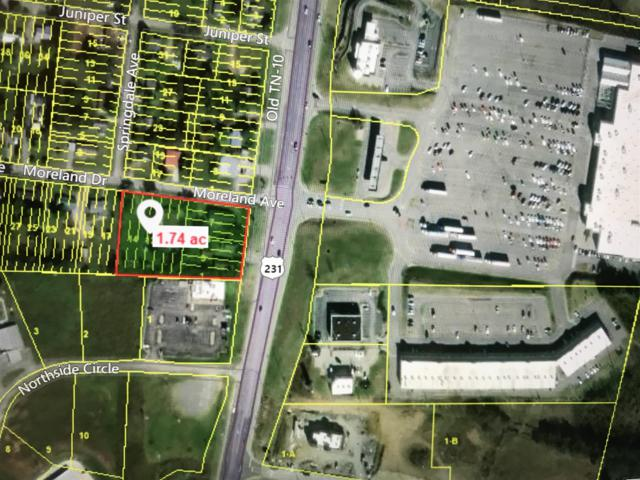 1811 North Main Street, Shelbyville, TN 37160 (MLS #1968512) :: HALO Realty