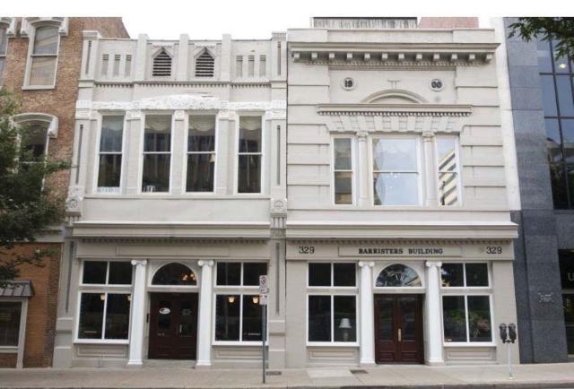 329 Union Street, Suite 202, Nashville, TN 37201 (MLS #1968520) :: HALO Realty