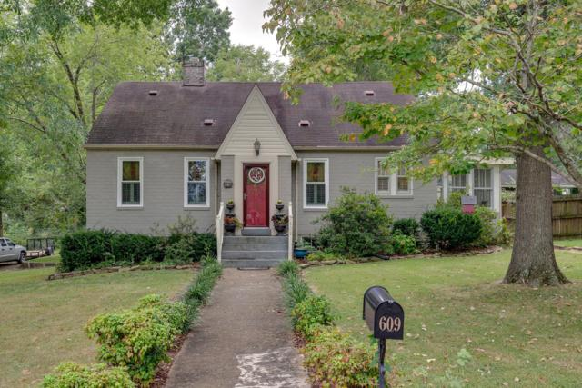 609 Washington Avenue, Mount Pleasant, TN 38474 (MLS #1968689) :: Nashville on the Move