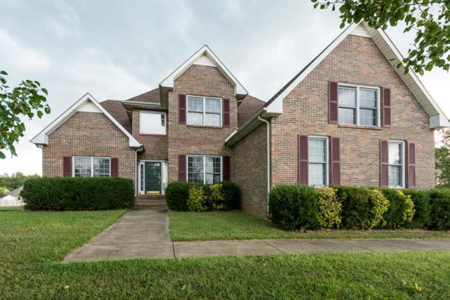 927 S Ridge Trl, Clarksville, TN 37043 (MLS #1968973) :: HALO Realty