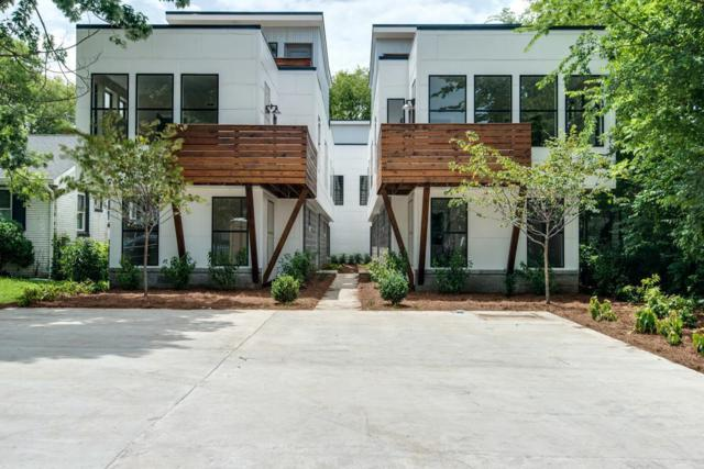 5003 A Indiana Ave, Nashville, TN 37209 (MLS #1969427) :: The Kelton Group