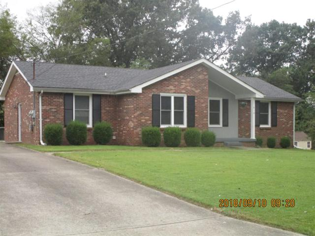 618 Cayce Dr, Clarksville, TN 37042 (MLS #1969430) :: Nashville on the Move