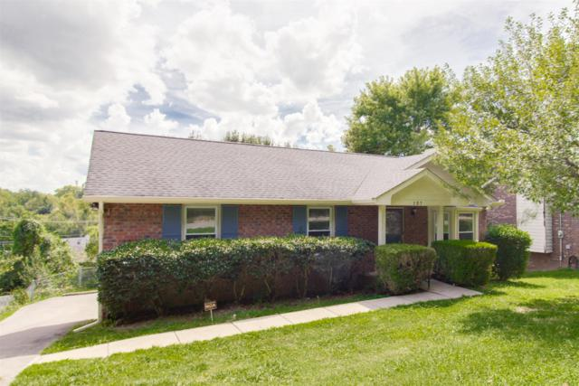 137 Tusculum Rd, Antioch, TN 37013 (MLS #1969686) :: Nashville on the Move