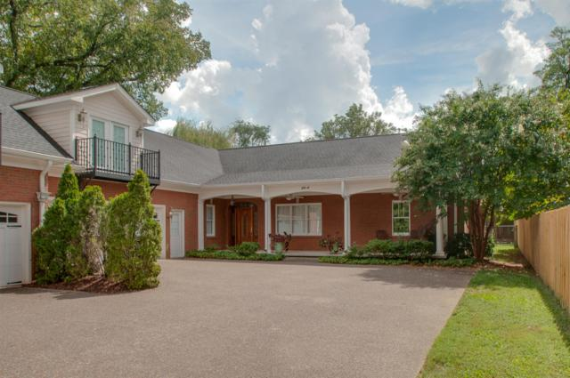 201 A Woodmont Circle, Nashville, TN 37205 (MLS #1969920) :: REMAX Elite