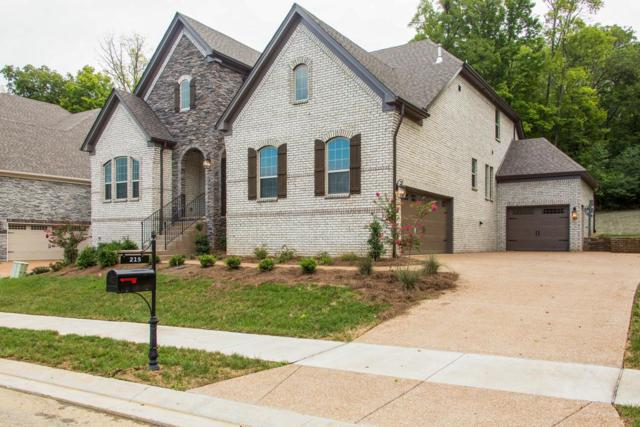 215 South Malayna Dr Lot 138, Hendersonville, TN 37075 (MLS #1969977) :: The Milam Group at Fridrich & Clark Realty
