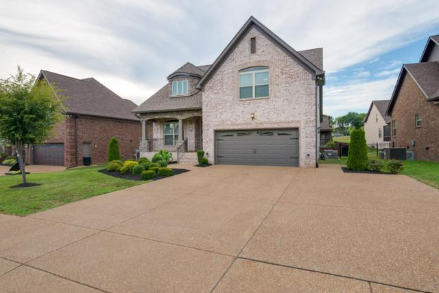 105 Shady Hollow Dr, Mount Juliet, TN 37122 (MLS #1970112) :: John Jones Real Estate LLC