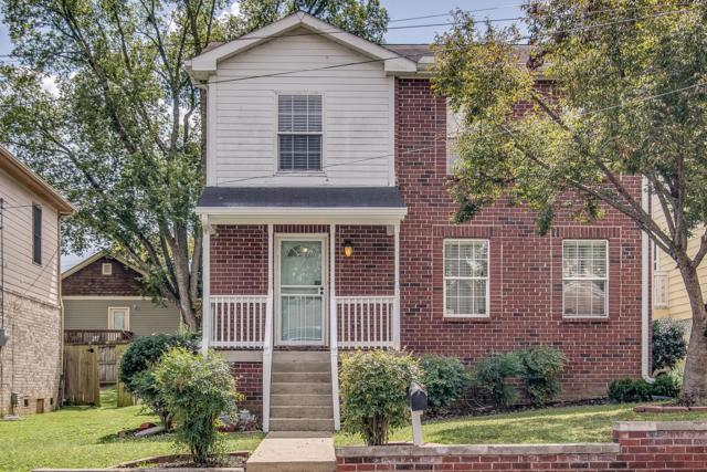 909 Jackson Street, Nashville, TN 37208 (MLS #1970324) :: John Jones Real Estate LLC