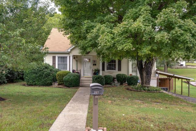 317 7Th Ave, Columbia, TN 38401 (MLS #1970457) :: Nashville On The Move   Keller Williams Green Hill