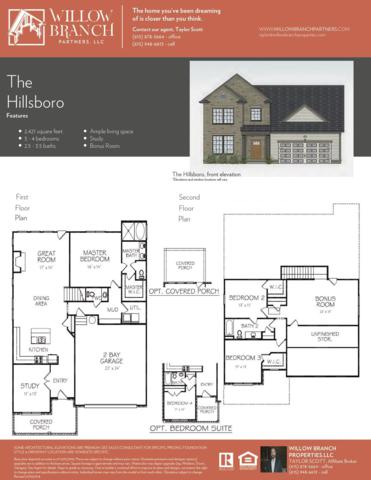 2732 Cloister Lane (Lot 1162), Thompsons Station, TN 37179 (MLS #1970527) :: Nashville on the Move