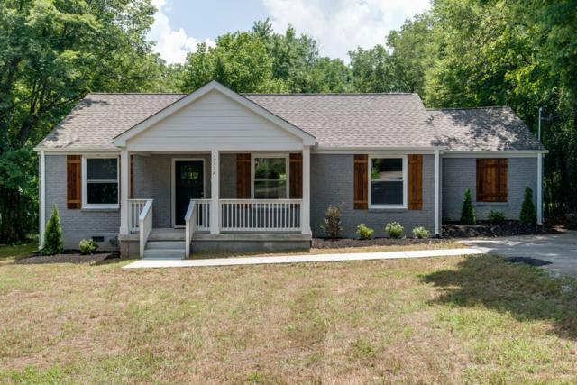 1114 Haysboro Ave, Nashville, TN 37216 (MLS #1970691) :: DeSelms Real Estate