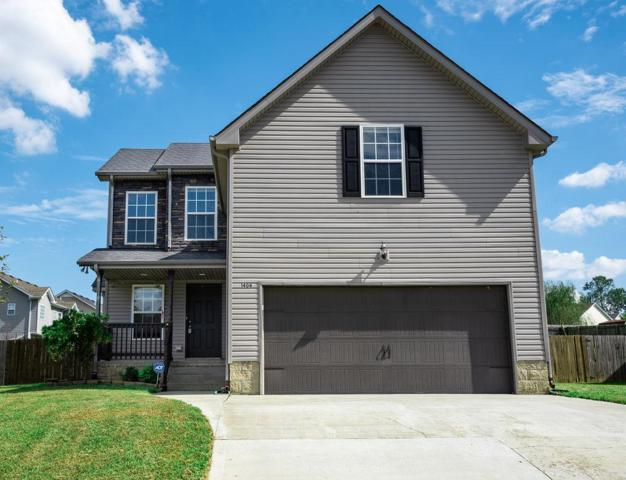 1408 Mutual Dr, Clarksville, TN 37042 (MLS #1971078) :: RE/MAX Choice Properties