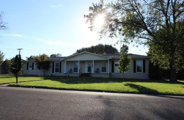 106 Russell St, Shelbyville, TN 37160 (MLS #1971353) :: John Jones Real Estate LLC