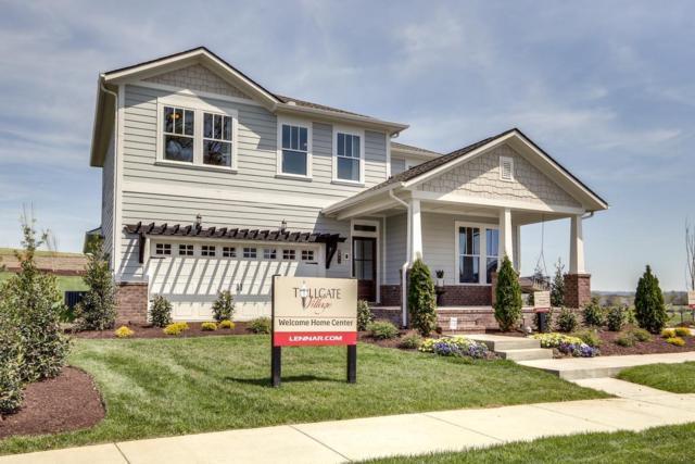 439 Abington Drive, Hendersonville, TN 37075 (MLS #1971640) :: RE/MAX Choice Properties