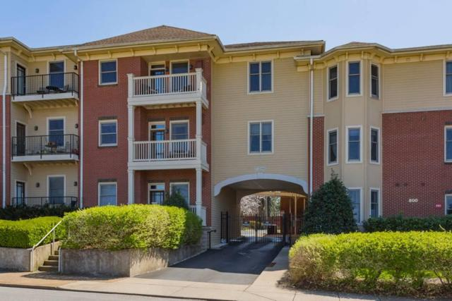 800 Woodland St Apt 203, Nashville, TN 37206 (MLS #1971822) :: HALO Realty