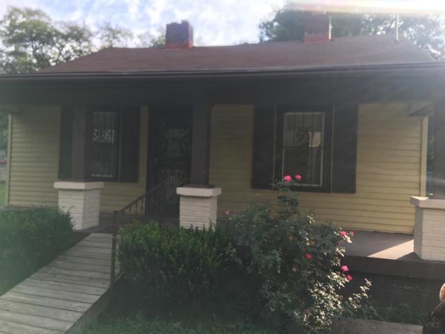 1524 23Rd Ave N, Nashville, TN 37208 (MLS #1972035) :: EXIT Realty Bob Lamb & Associates