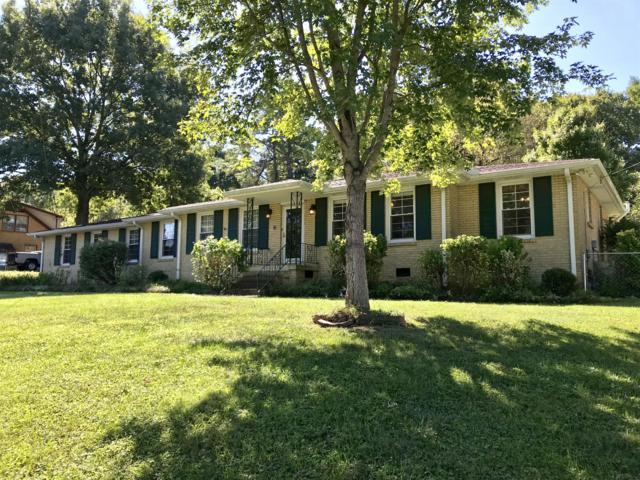 2019 Hickory Hill Lane, Hermitage, TN 37076 (MLS #1972048) :: HALO Realty