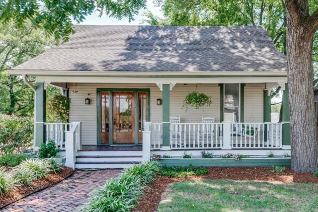 4401 Elkins Ave, Nashville, TN 37209 (MLS #1972245) :: RE/MAX Homes And Estates