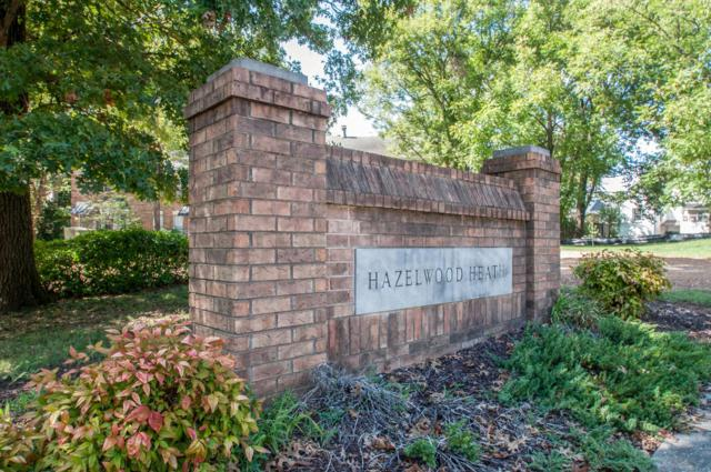 2823 Hazelwood Drive, Nashville, TN 37212 (MLS #1972355) :: Ashley Claire Real Estate - Benchmark Realty