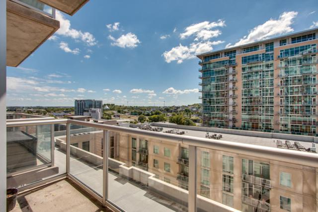 600 12Th Ave S #1106 #1106, Nashville, TN 37203 (MLS #1972398) :: RE/MAX Choice Properties
