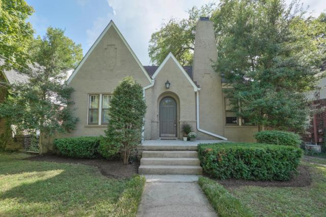 2617 Sunset Pl, Nashville, TN 37212 (MLS #1972442) :: Ashley Claire Real Estate - Benchmark Realty