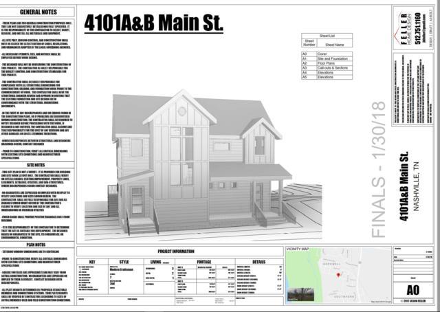 4101 Main Street, Old Hickory, TN 37138 (MLS #1972533) :: John Jones Real Estate LLC