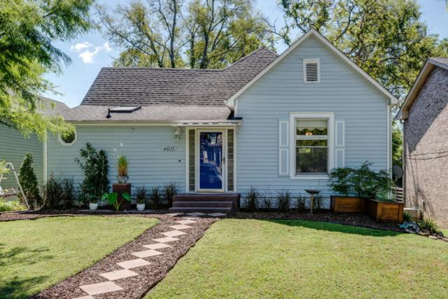 4605 Elkins Ave, Nashville, TN 37209 (MLS #1972640) :: EXIT Realty Bob Lamb & Associates