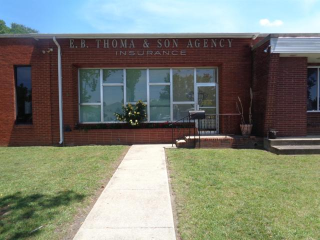 210 Ne Atlantic St, Tullahoma, TN 37388 (MLS #1972822) :: The Kelton Group