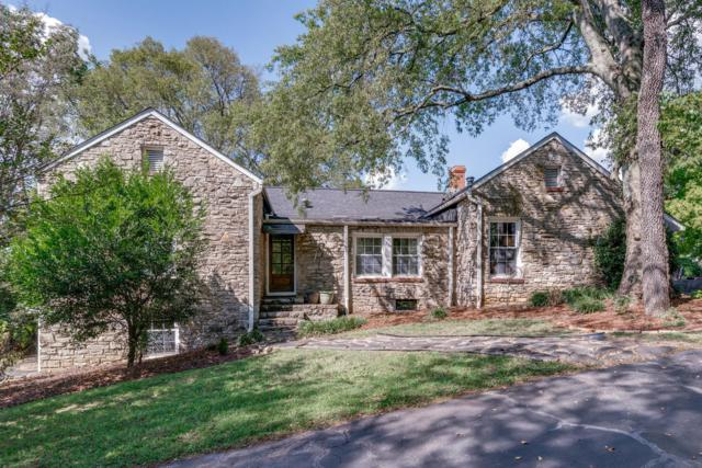 1250 Davidson Rd, Nashville, TN 37205 (MLS #1972904) :: The Milam Group at Fridrich & Clark Realty