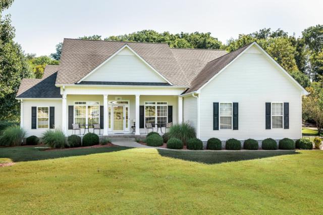 121 Carr Dr, Spring Hill, TN 37174 (MLS #1972962) :: Berkshire Hathaway HomeServices Woodmont Realty
