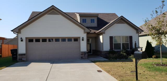 3423 Tourmaline Dr, Murfreesboro, TN 37128 (MLS #1973021) :: Ashley Claire Real Estate - Benchmark Realty