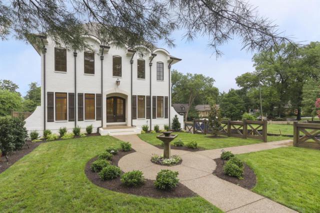 199 Bowling Ave, Nashville, TN 37205 (MLS #1973108) :: Ashley Claire Real Estate - Benchmark Realty