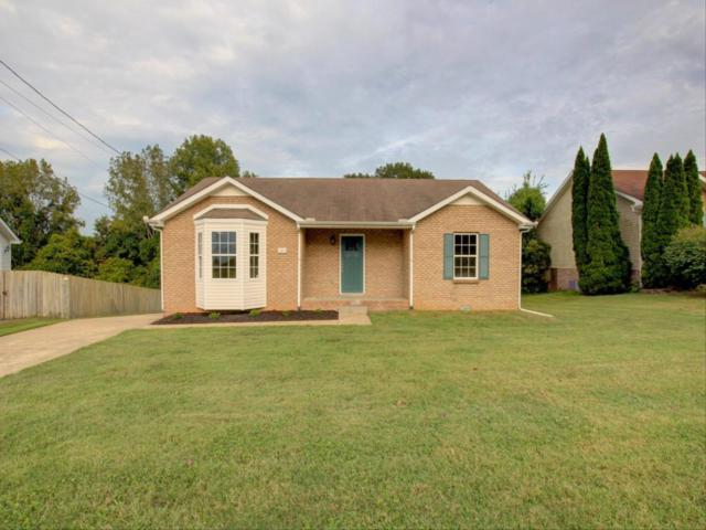 1309 Jared Ray Dr, Clarksville, TN 37042 (MLS #1973230) :: DeSelms Real Estate