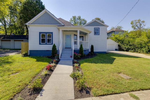 3707 Elkins Ave, Nashville, TN 37209 (MLS #1973322) :: RE/MAX Homes And Estates