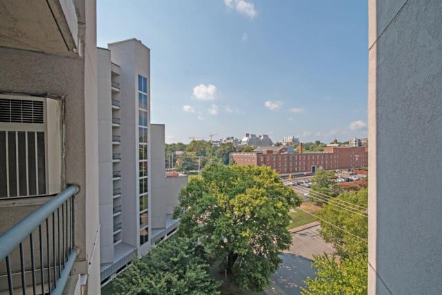 900 19Th Ave S Apt 702 #702, Nashville, TN 37212 (MLS #1973333) :: HALO Realty