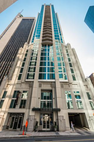 415 Church St Apt 1504 #1504, Nashville, TN 37219 (MLS #1973402) :: EXIT Realty Bob Lamb & Associates