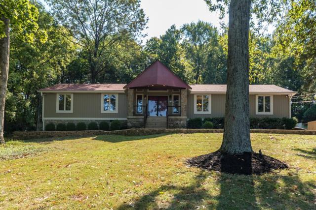 110 Diddle Dr, Hendersonville, TN 37075 (MLS #1973465) :: The Milam Group at Fridrich & Clark Realty
