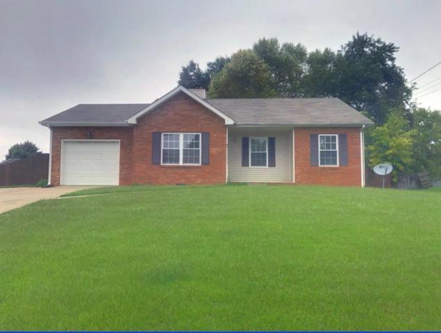 203 Moncrest Dr, Clarksville, TN 37042 (MLS #1973607) :: EXIT Realty Bob Lamb & Associates