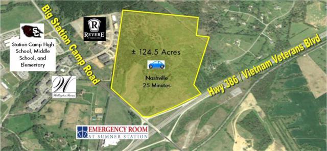 0 Big Station Camp, Gallatin, TN 37066 (MLS #RTC1973655) :: RE/MAX Homes And Estates