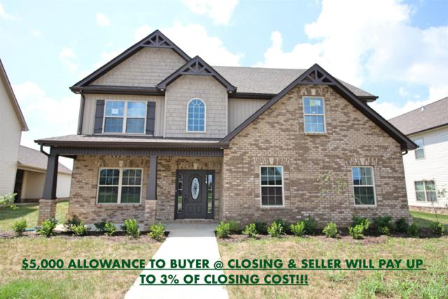 120 Hickory Wild, Clarksville, TN 37043 (MLS #1973694) :: Ashley Claire Real Estate - Benchmark Realty