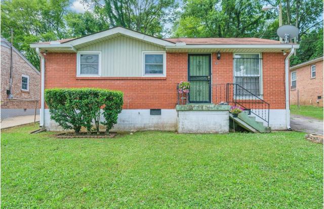 1207 Kellow St, Nashville, TN 37208 (MLS #1974002) :: Team Wilson Real Estate Partners