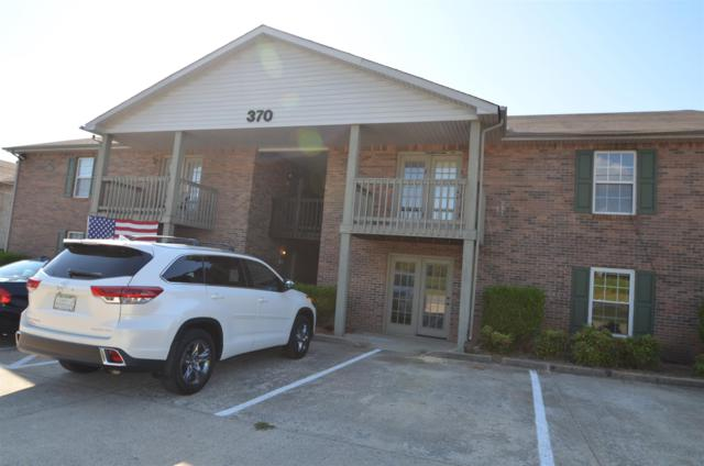 370 Jack Miller Blvd Apt H H, Clarksville, TN 37042 (MLS #1974050) :: John Jones Real Estate LLC