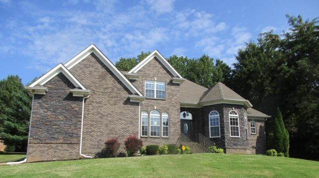 825 Burlington Ct, Clarksville, TN 37043 (MLS #1974194) :: John Jones Real Estate LLC