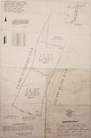 8667 New Lawrenceburg Hwy, Mount Pleasant, TN 38474 (MLS #1974272) :: EXIT Realty Bob Lamb & Associates