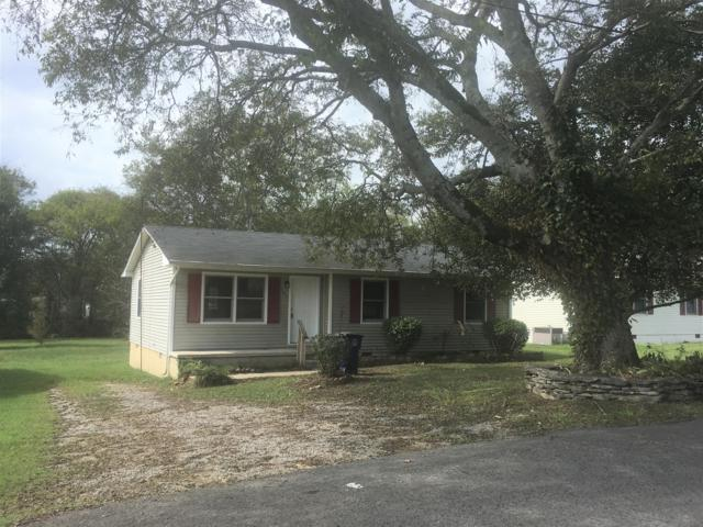 103 Earnhart St, Shelbyville, TN 37160 (MLS #1974386) :: Nashville on the Move