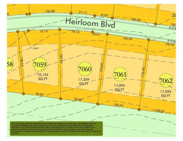 8532 Heirloom Blvd (Lot 7060), College Grove, TN 37046 (MLS #1974395) :: RE/MAX Homes And Estates